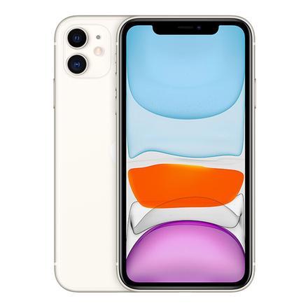 苹果 iPhone 11 白色 4GB+256GB 全网通